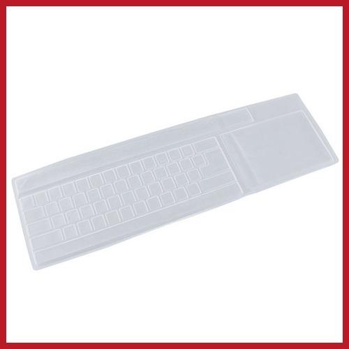 fancy chinafactory Ultra Thin Desktop Computer Keyboard Soft Dustproof Cover Case Skin Protective Hot amazing(China (Mainland))