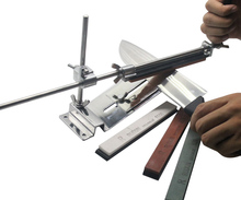 Apex sharpener sharpening system suit for all knife and steel knife and outdoor knife shapener(China (Mainland))