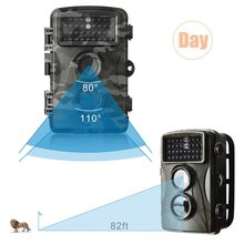 Photo traps Hunting Camera 12MP HD Digital Scouting Trail Camera Night Vision IR LED Hunting Video Recorder home security camera(China (Mainland))