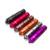 6 Цветов EZ Фильтр V2 Ручки Картридж Системы Роторной Машиной татуировки Pen с ПОСТОЯННОГО ТОКА 5.5 мм Разъем