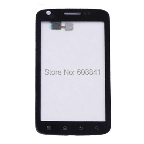 2016 top quality new Touch Screen Digitizer Replacement Part lens accessory for Motorola Atrix 4G MB860 Black(China (Mainland))