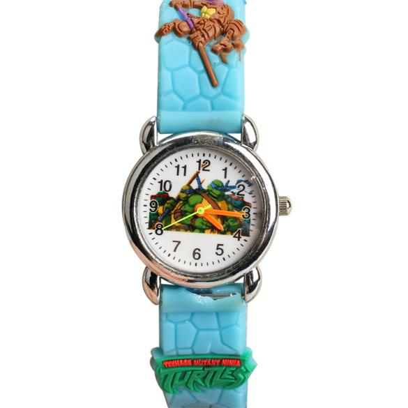 Гаджет  Cute Teenage Mutant Ninja Turtles Style Kids Cartoon Watches Children Analog Quartz Wrist Watch Blue None Часы