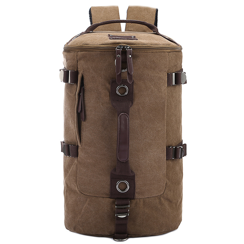 2016 big capacity unisex canvas backpack  casual multifunctional travel bag mountaineering bag<br><br>Aliexpress