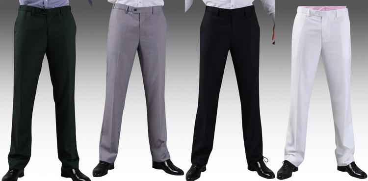Super Fashion Dress Mens Dress Trousers