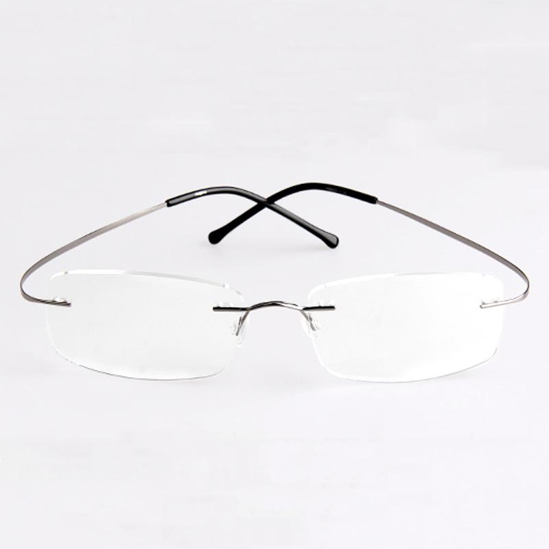 Frameless Glasses Titanium Reviews - Online Shopping ...