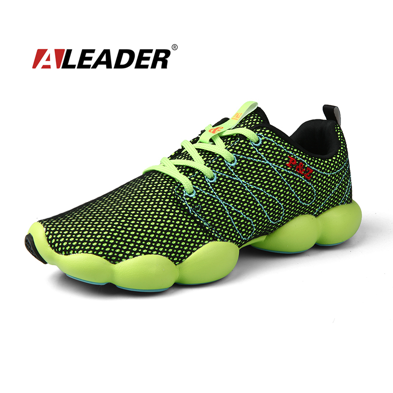Aleader Athletic Sport Shoes Men 2015 Srping/Summer Breathable Running Shoes Mens Trainers Masculino Zapatillas Hombre(China (Mainland))