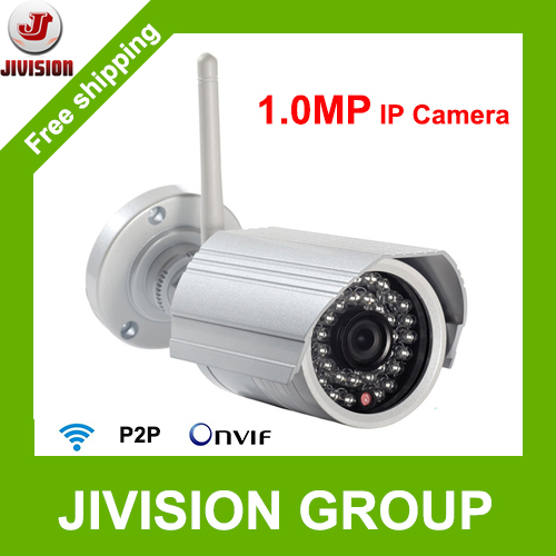 IP Camera 720P 1.0MP Wireless Security IPcam Wifi Megapixel Outdoor Waterproof Infrared HD Onvif Home CCTV Surveillance camera(China (Mainland))