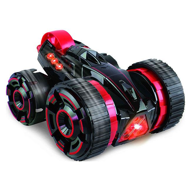 5-Rounds Stunt Car 360-Spins 2-Side-Roll Deformation RC Car High Speed Racing Car Remote Control Toy Stunt Car 5588-602