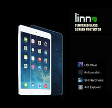 For Ipad mini shockproof accessories Premium Tempered Glass Screen Protector protective film For Apple Ipad mini / retina
