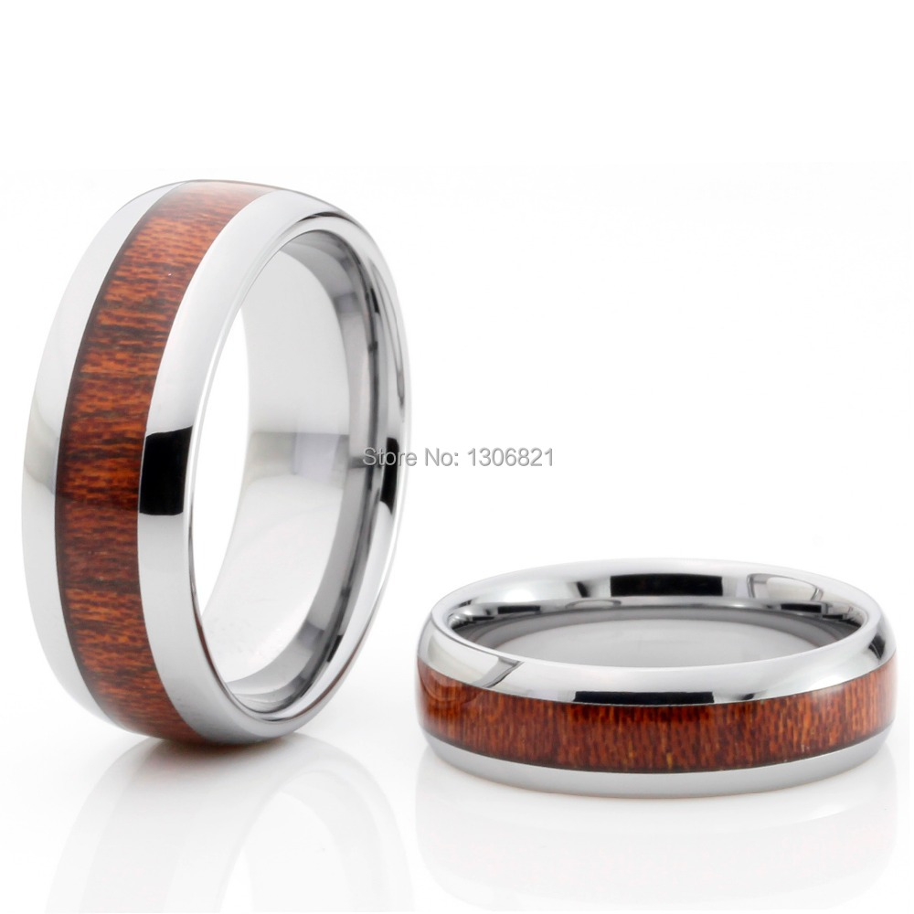 Tungsten ring inlay reviews online shopping tungsten for Tungsten wedding ring reviews
