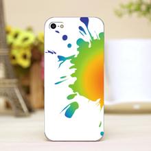 PZ0007-3-3 Cartoon Art Design Customized cellphone transparent case cover for iphone cases for iphone 4 5 5c 5s 6 6plus