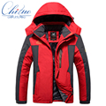 new winter big yards Plus thick velvet Men s coat jacket men s Wind and waterproof