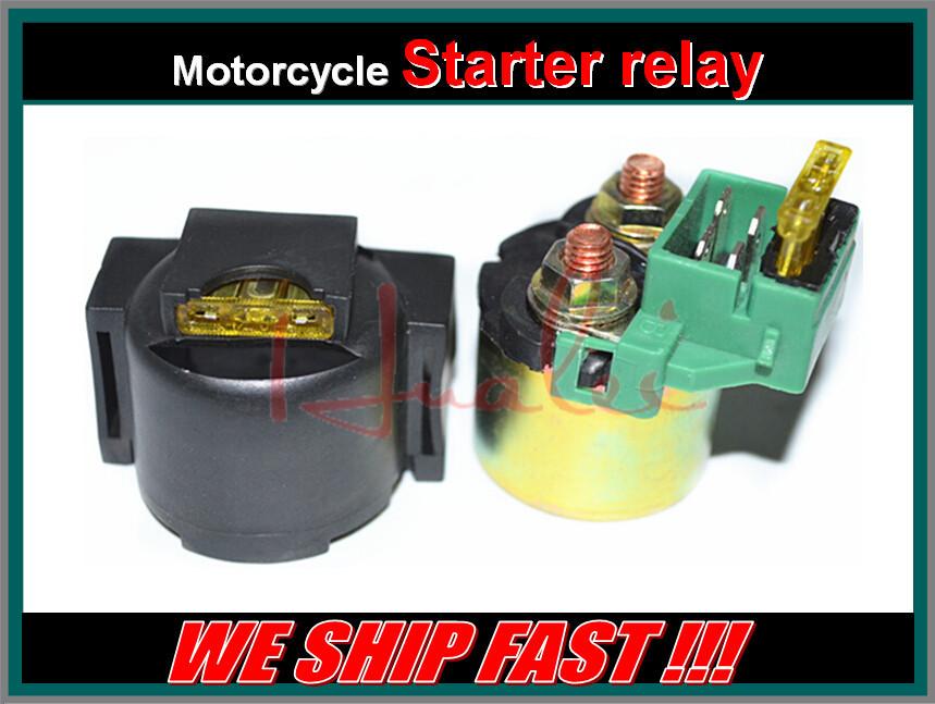 Бесплатная доставка мотоцикл электрические части стартер электромагнитный реле для HONDA VF750 в . ф . 750 перехватчик MAGNA сабля 1982-1984