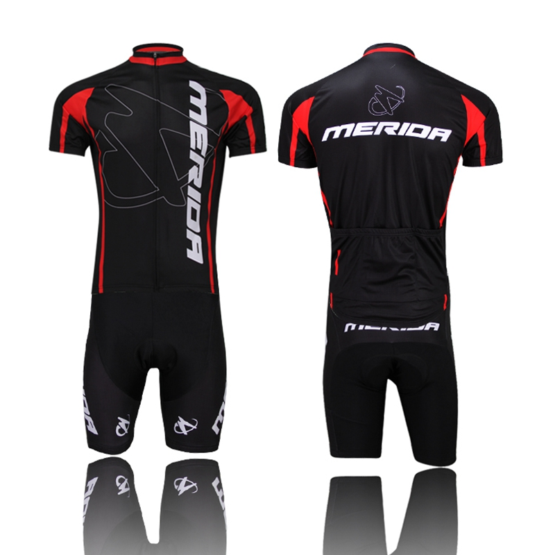 Hot Merida Road Bike Jersey Short Sleeves Mountain bicicleta Jersey Bike Jersey Top ciclismo Clothing for man Quick Dry(China (Mainland))