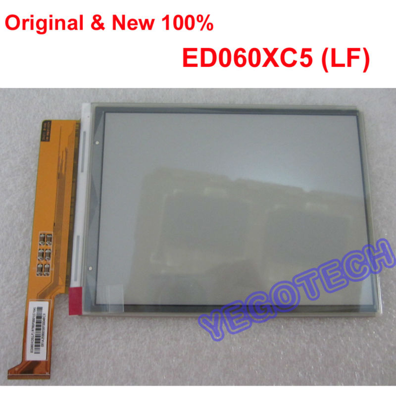 Brand New 6 inch E-ink Screen ED060XC5 (LF) Display Replacement Ebook Reader Panel, - Laptop Parts_Yego Tech store