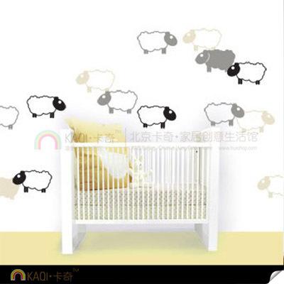 Фото - Стикеры для стен 15pcs MeleStore MQT430 стикеры для стен melestore bone cute decortaion mqt403