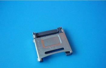 Micro SD card connector TF card slot socket flip weld-phone SD memory card connector