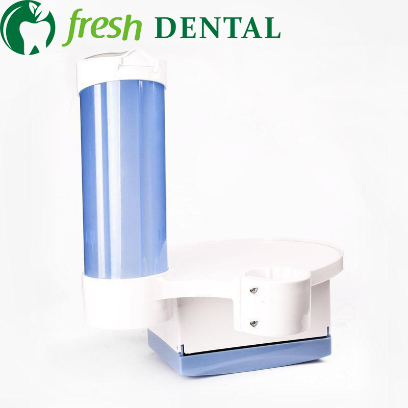 Dental Dental One Set Dental Chair Unit For 45mm three in one dental cup stents+lamp-posts tray+paper tissue box High Quality SL<br><br>Aliexpress
