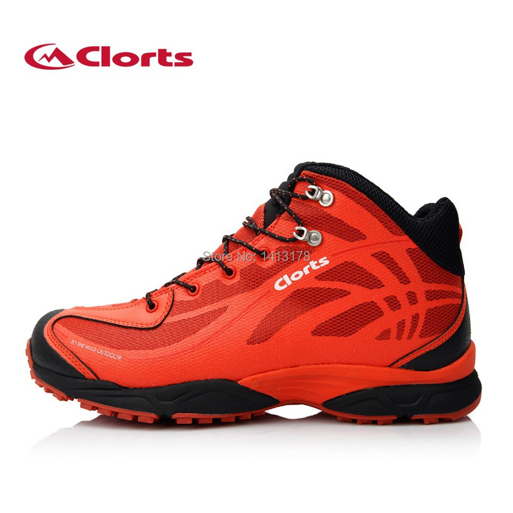 Clorts New 2015 Men Athletic Shoes Outdoor Hiking Shoes Boots Climbing Trekking Hunting Shoe ...