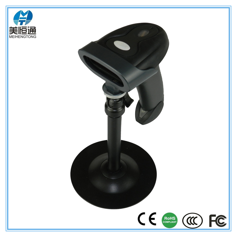 Free Shipping Auto Sense 1D Barcode Scanner/Read Machine China Supplier MHT-2016(China (Mainland))