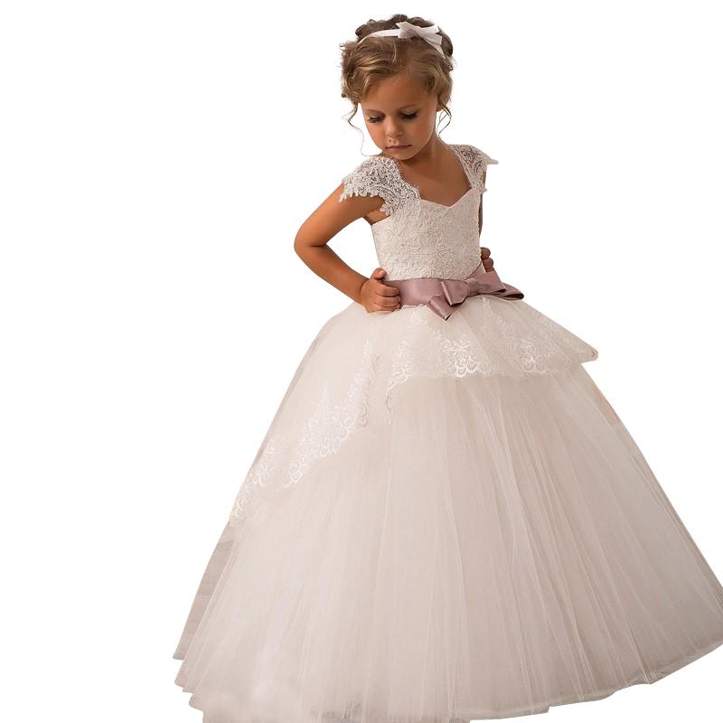 2016 nouvelle robe de bal robe de soir e de mariage robe for Robe de fille de fleur pour le mariage de plage
