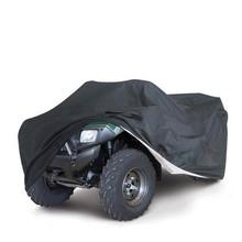 Universal Quad Bike ATV Cover Parts Motorcycle Car Covers Dustproof Waterproof Resistant Dustproof Anti-UV Size 3XL(China (Mainland))