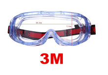 3M 1623AF Anti-fog Safety Glasses Wind Dust Scratch-Resistant Protective Goggles(China (Mainland))