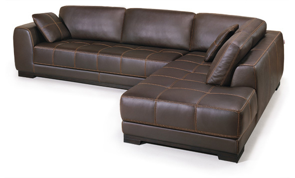 L shaped couches l shaped white leather couch with low for Sofa in l form