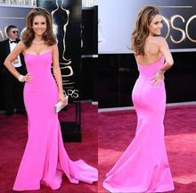 New Red Carpet Celebrity 2016 Sexy Kim Kardashian Jennifer Lopez Blake Lively Rihanna Myriam Fares AngelinaMermaid Evening Gowns(China (Mainland))