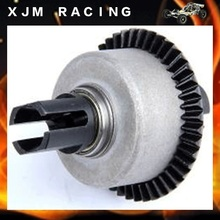 Buy 1/5 rc car LT metal front alloy complete diff gear set fit hpi rovan baja 5t toy parts for $67.99 in AliExpress store