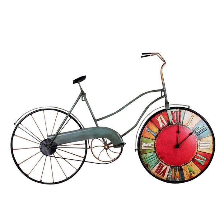 Fahrrad wanduhr kaufen billigfahrrad wanduhr partien aus china fahrrad wanduhr lieferanten auf - Dekoration fahrrad ...