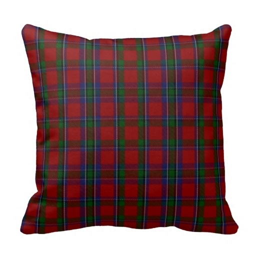 Good Case Stylish Clan Sinclair font b Tartan b font Plaid Pillow Case Size 20 by