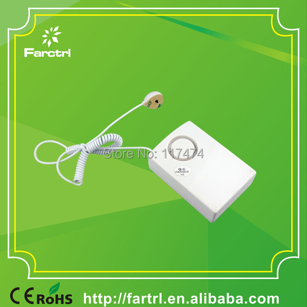 Reusable And Versatile 9 V Battery Security Alarm For Tablet PC(China (Mainland))