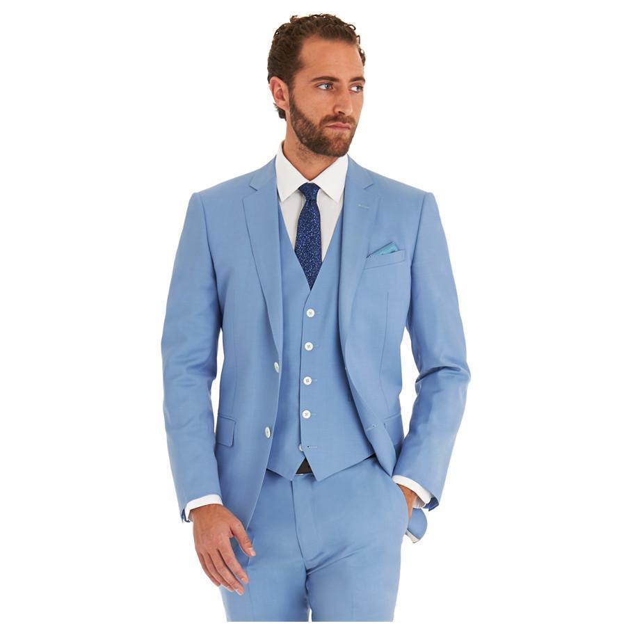 Outstanding Wedding Reception Dress For Men Vignette - Blue Wedding ...