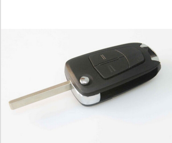 Vauxhall Opel Corsa D Astra Vectra Zafira Signum 2 Button Remote Key Fob Case(China (Mainland))