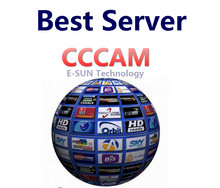 1 Year CCCAM Cline Europe cccam server for Satellite Decoder satellite receiver receptor DVBS2 DVB T2 sdr with 3 RVC lines(China (Mainland))
