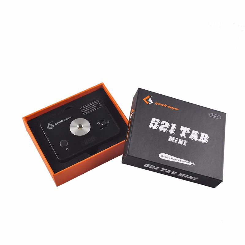 ถูก เดิมGeekVape 521 Tabมินิขดลวดเครื่องมือดิจิตอลDIYคอยล์โทสำหรับRBA RDAบุหรี่อิเล็กทรอนิกส์ขดลวด