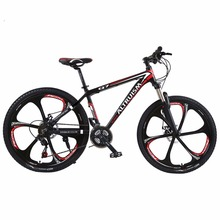 Buy Altruism Q7 Mountain Bike 21 Speed 26 Inch Men&Women High BIikes Double Disc Brake Bicycle Road bicycles for $254.98 in AliExpress store