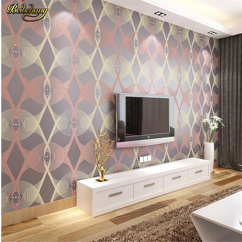 Art woonkamer behang - Deco woonkamer behang ...