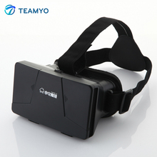 2016 3D Glasses Xiaozhai 1S Virtual Reality VR Glasses For Smartphone Video Viewer Glass Cinema Google Cardboard Head Mount