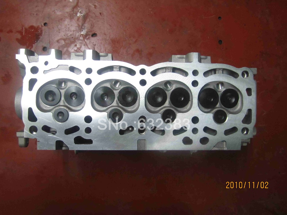 Free Shipping 2E/2E-E Complete Cylinder Head Assy For Toyota Corolla/Starlet/Tercel 1295cc 1.3L SOHC 12v 1990-99 11101-19156(China (Mainland))