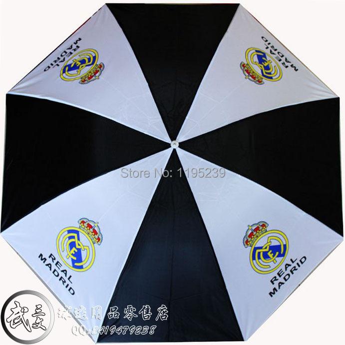 Paraguas Del Real Madrid Real Madrid Paraguas Plegable