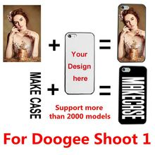 Buy DIY Personalized custom photo name Customize printing design picture cover case Doogee Shoot 1 for $8.49 in AliExpress store