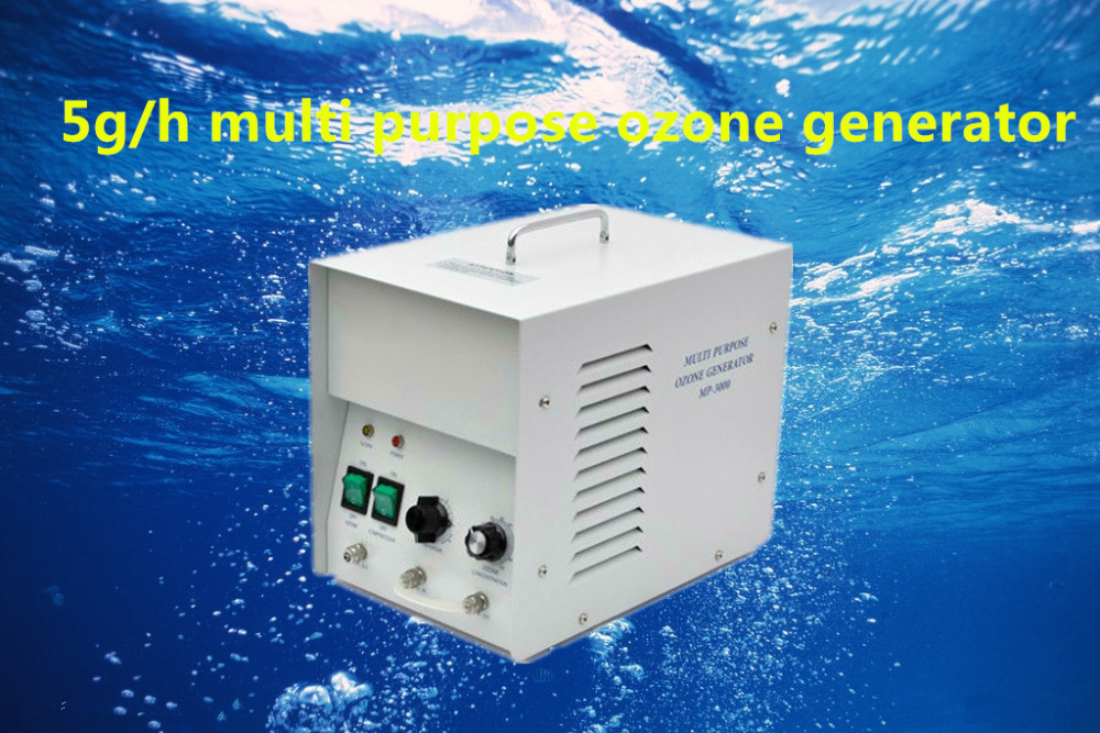 5 g/h air and water ozone generator ozonizer for vegetables and fruits water ozonator china(China (Mainland))