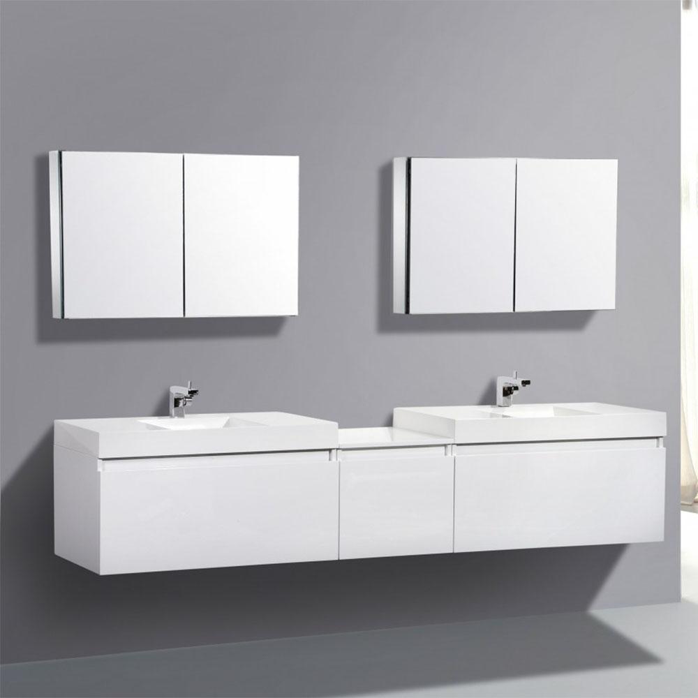 Lacca vanit bagno acquista a poco prezzo lacca vanit - Doppio lavello bagno ...