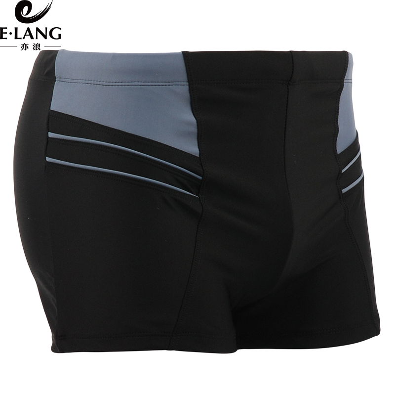 Swimwear professional male men's swimwear plus size hot springs swimming trunks - West lake Hanhai Co.(Outdoor and collection store)