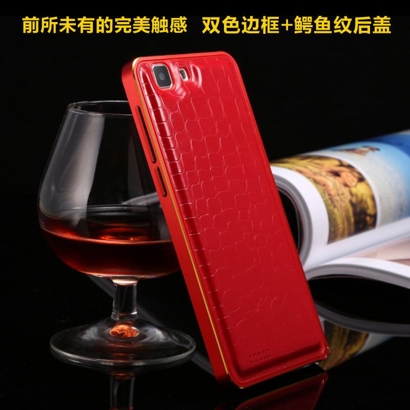 XUENAIR HOT SALE NEW Crocodile Cover Border Mobile Phone Bag For BBK VIVO X3 X3T X3S Case Cover For VIVO X3 X3T Free Shopping(China (Mainland))