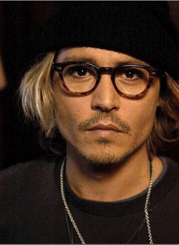 Glasses Frames Johnny Depp : Aliexpress.com : Buy 2016 Brand Johnny Depp Glasses Men ...