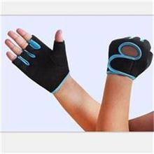 New Sports Exercise Training Mitten Cycling Fitness Gloves Half Finger Weight lifting Gloves L Size