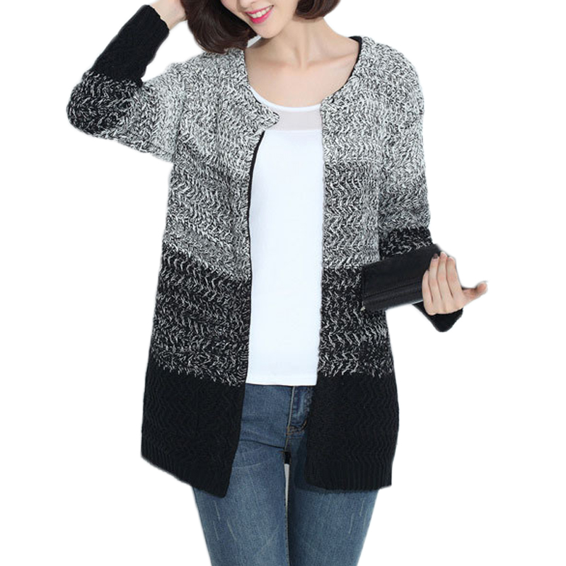 New Autumn Winter Spring Cardigans 2016 Women Cardigans ...